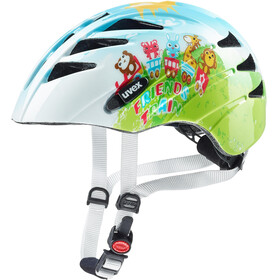 UVEX Kid 1 Bike Helmet Children colourful